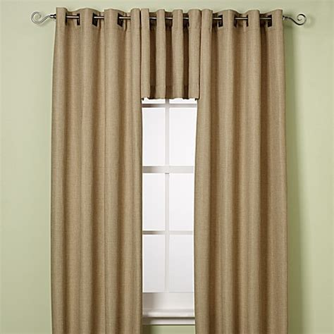 bed bath and beyond window curtains reina window curtain panels and valances bed bath beyond