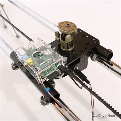 how to a motor with raspberry pi lapse pi motorised time lapse rail with raspberry pi