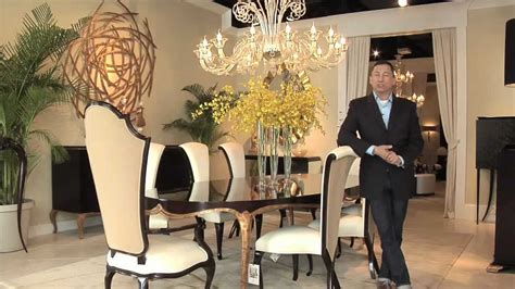 discount decor furniture showroom youtube christopher guy furnishings high point market 2012