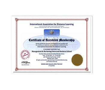 Mmu Business School Mini Mba by Accreditations