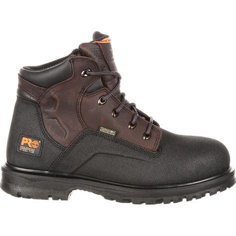 timberland waterproof work boots timberland pro steel toe waterproof work boots 47001