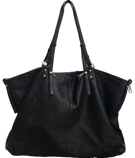 Sak Shopper Bag by Purse Boutique Black Quot Slouchy Sak Quot Large