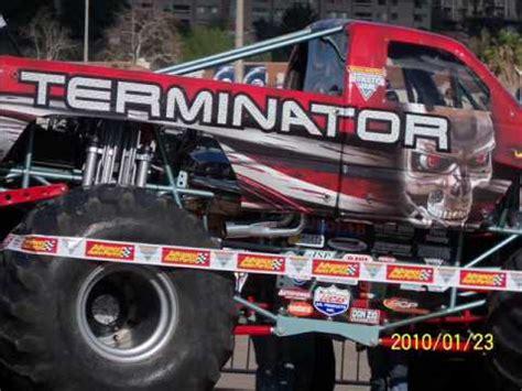 truck jam san diego terminator truck at jam san diego 2010