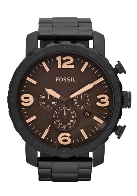 fossil nate 180 s chronograph jr1356 nur 143 65