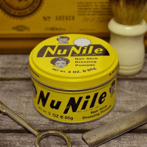 Pomade Nu Nil shops hair and products on