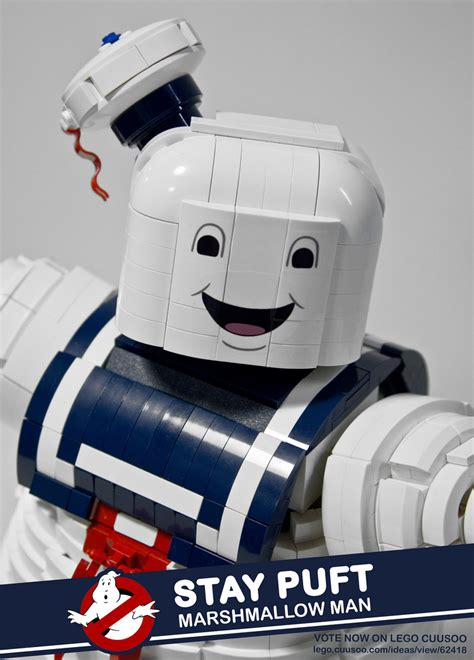 15 Jump Marshmelow lego cuusoo stay puft marshmallow the toyark news