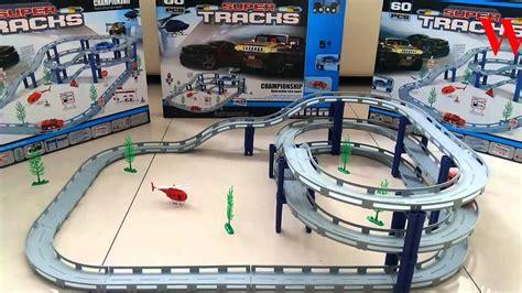 film balap mobil mainan mainan track mobil balapan terpopuler super tracks youtube