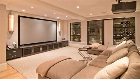 Room Cinema 16 Simple And Affordable Home Cinema Room Ideas