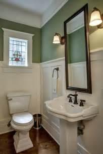Bathroom wainscoting hooked on houses net