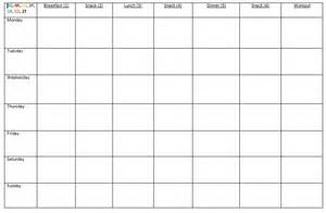 4 week workout plan template eoua blog