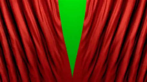 green screen curtain curtains opening green screen full hd free youtube