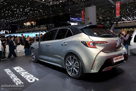 toyota auris 2019 2019 toyota auris shows up in style in geneva to stir the
