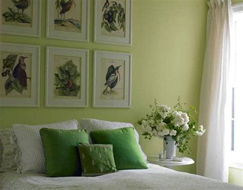 gorgeous green interior design for spring by nazmiyal apple green room cottage bedroom sherwin williams