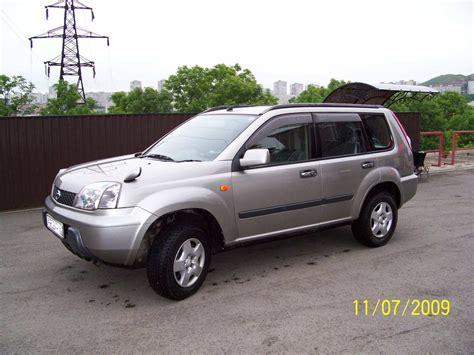 2002 nissan x trail pictures 2000cc gasoline automatic