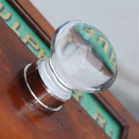 Clear Glass Knobs For Cabinets by Clear Glass Cabinet Knob
