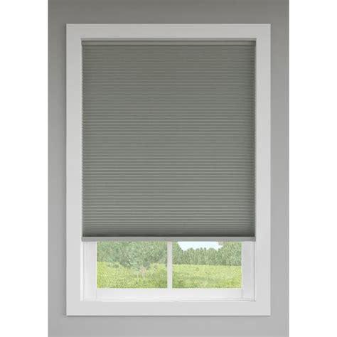 Custom Window Shades by Shop Custom Size Now By Levolor Graphite Room Darkening