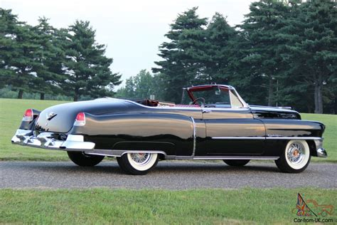 1953 cadillac series 62 coupe 1953 cadillac series 62 convertible 55k original miles