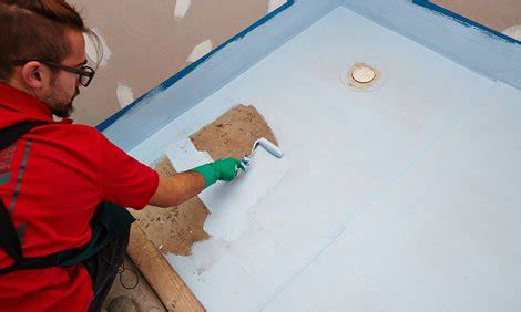 how to waterproof a bathroom before tiling how to waterproof your bathroom floor bunnings warehouse