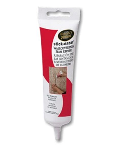 wallpaper edge paste wallpaper seam repair 3 oz paste adhesives