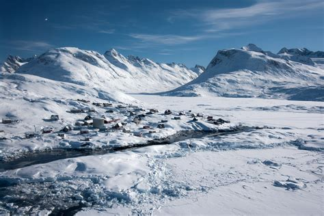 Numbers Lie Even More Than Usual In Greenland Ncpr News
