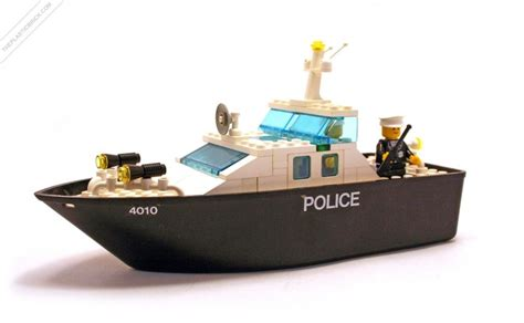 lego rescue boat lego police rescue boat toys of my childhood late 80s