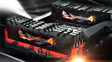 fastest ram g skill announces the world s fastest ddr4 128gb 8x 16gb