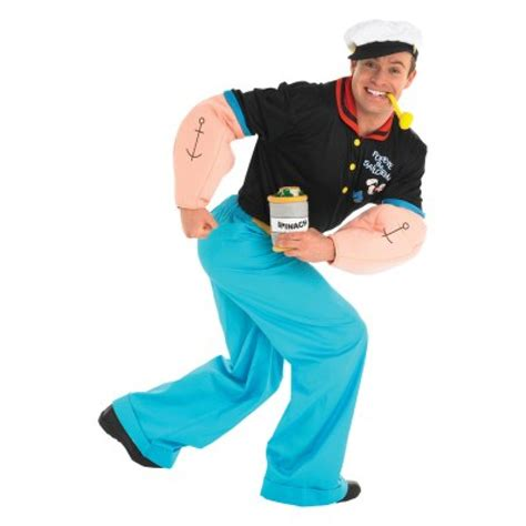 Home Decorations And Accessories by Popeye The Sailor Man Costume 889039