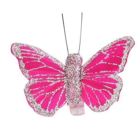Pince Rideau Papillon by Lot De 3 Papillons Bahamas Embrasse Pince Et