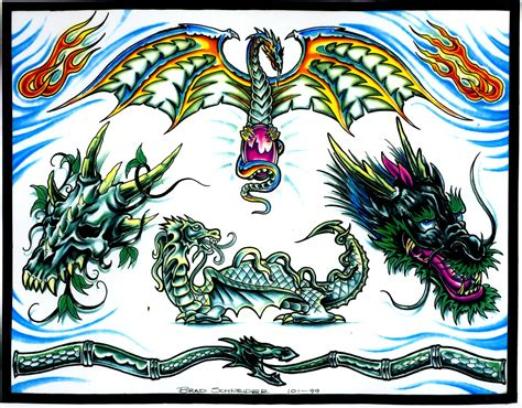 dragon tattoo designs free faun s tattoos designs free