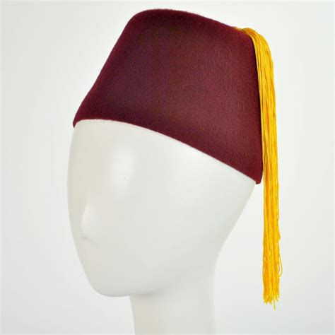 Cheap Wholesale Home Decor fez hat quotes