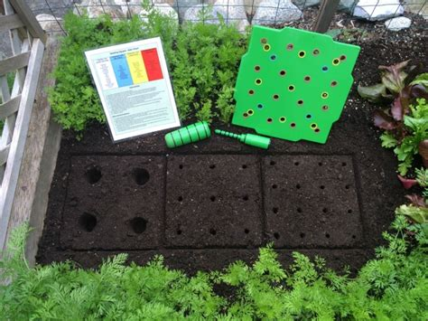 Square Foot Gardening Layout So Easy With The Seed Square Free Square Foot Garden Planning Tool