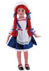 Mary Poppins Halloween Costume Child Cheap Yarn Babies Rag Doll Child Costume