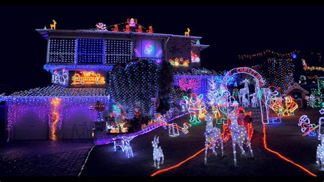 christmas lights australia lights 2016 best displays duncraig spearwood harrisdale australia 4k