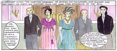 possible themes in pride and prejudice artghost pride and prejudice the comic book chapter 3