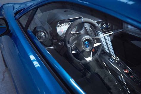 2017 alpine a110 interior geneva motor 2018 alpine a110 revealed motor