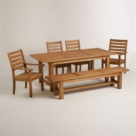 outdoor dining table wood wood praiano outdoor dining table outdoor dining tables