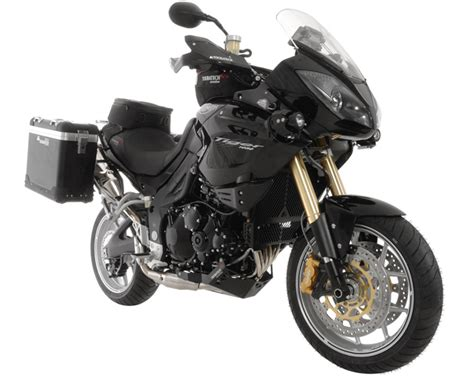 Motoräder Triumph by Touratech Tiger Modellnews