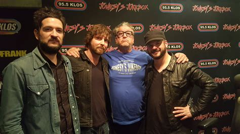 Records Company March 22 The Record Company In Studio With Jonesy S Jukebox Klos Fm