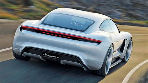 2019 Porsche Electric Car by 2019 Porsche Mission E Electric Sport Car