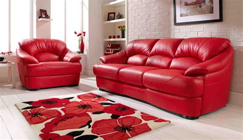 red leather sofa adorable red leather sofa collection housebeauty