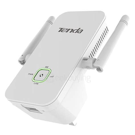 tenda  wireless range extender mbps wifi signal amplifier wall mounted design  iphone