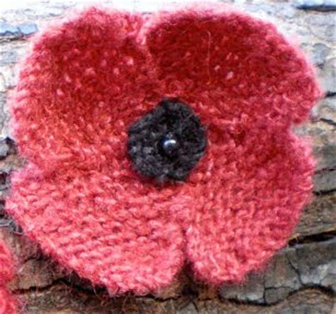 knitting pattern red poppy 500 poppies project knitting pattern for 500 poppies project