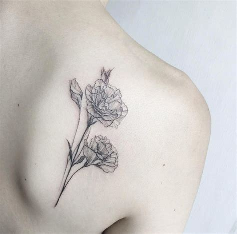 delicate tattoo inspiration 50 enchanting flower tattoos for fall tattooblend
