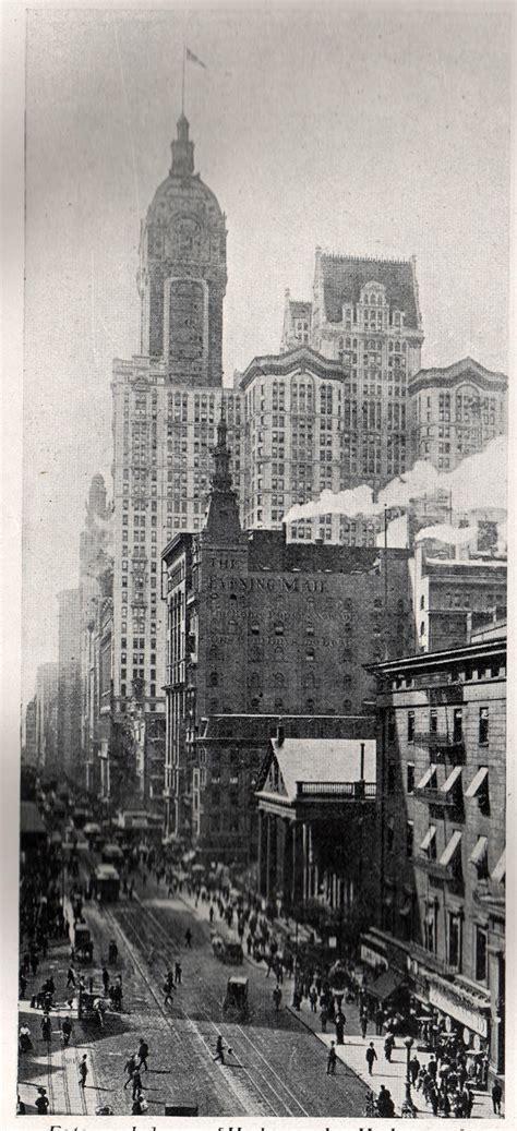 libro ny skyscrapers historia de los rascacielos de nueva york el perfil de manhattan en 1909 nuevas alturas