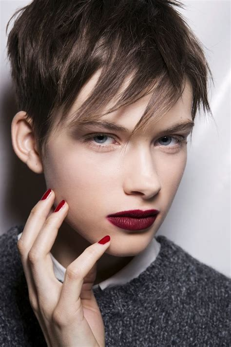 choppy pixie haircuts for heart shaped faces winter hairstyles that will make your life easier marie