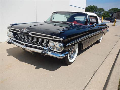 1959 Chevrolet Impala for sale #2162587 - Hemmings Motor News U 2 1959