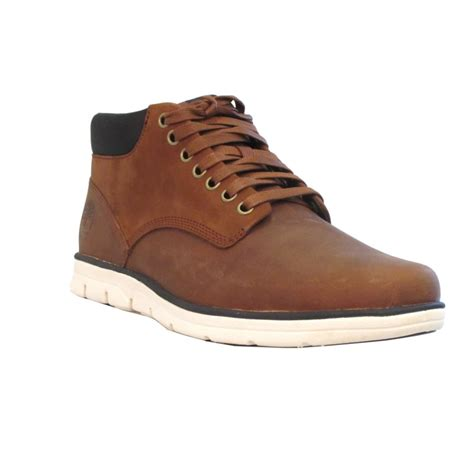 timberland mens boot a13ee brown