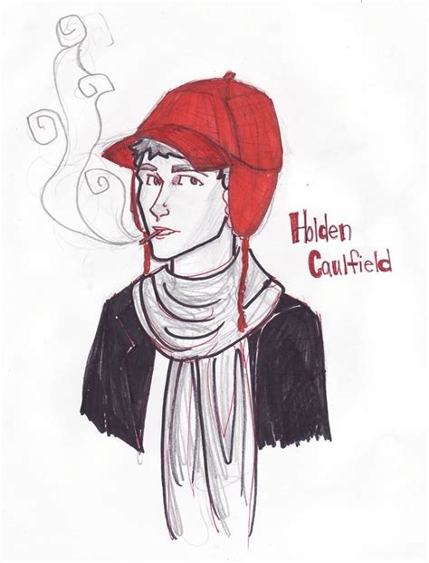 holden caulfeld 1000 images about the catcher in the rye on