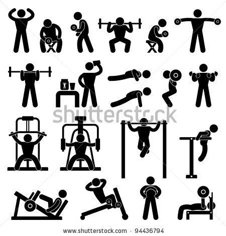 stickman exercise diagrams 179 best images about ba on adobe illustrator