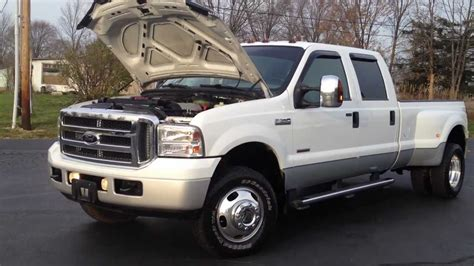 ford   dually  powerstroke diesel sold